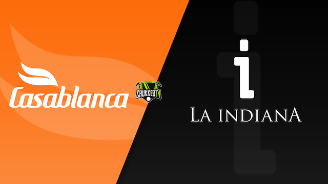 Casablanca Vs La Indiana