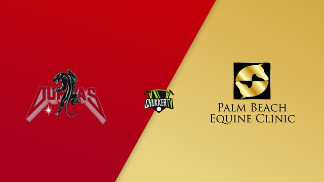 Dundas Vs. Palm Beach Equine - Game 2 - $100,000 World Cup - 2020 Feb 4th