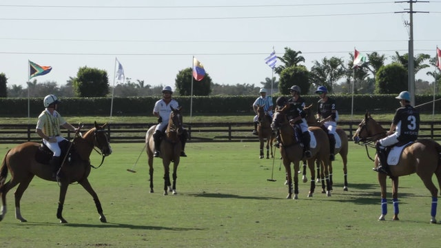 Beverly Equestrian vs Santa Clara - Game 3 - 12 Goal - 2020 January 19th