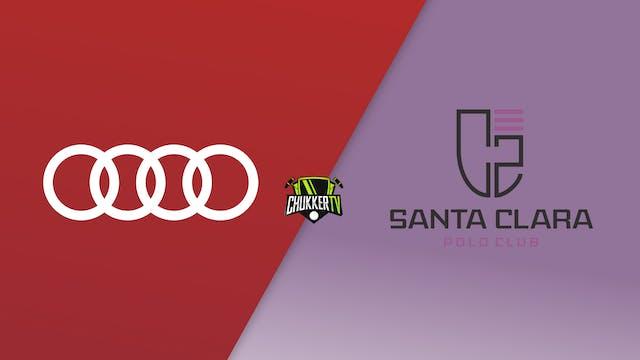 Audi Vs. Santa Clara - Game 1 - $100,...