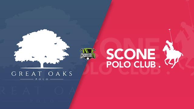 Scone vs Great Oaks