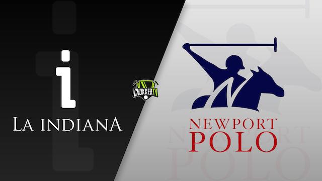 Fall Plate - La Indiana vs Newport