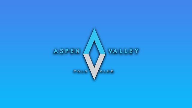 Aspen Valley Polo Club Match Game: Casablanca vs Santa Rita