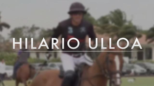 Hilario Ulloa @ Home