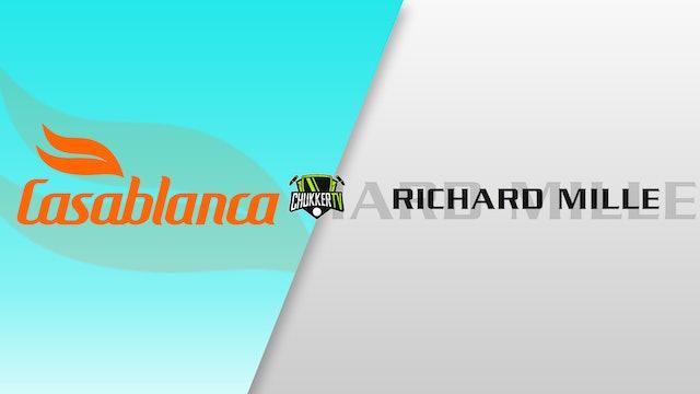 Casablanca vs Richard Mille