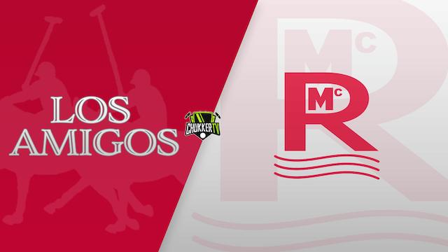 The Triple Crown of Polo - McClure River Ranch vs Los Amigos