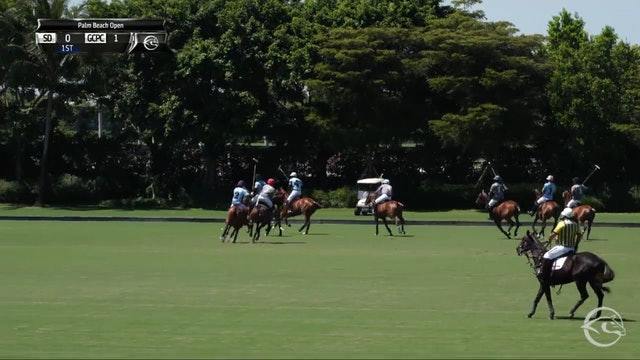 SD Farm vs GCPC - Game 17 - Palm Beach Open Semi Final - 2019 March 22nd