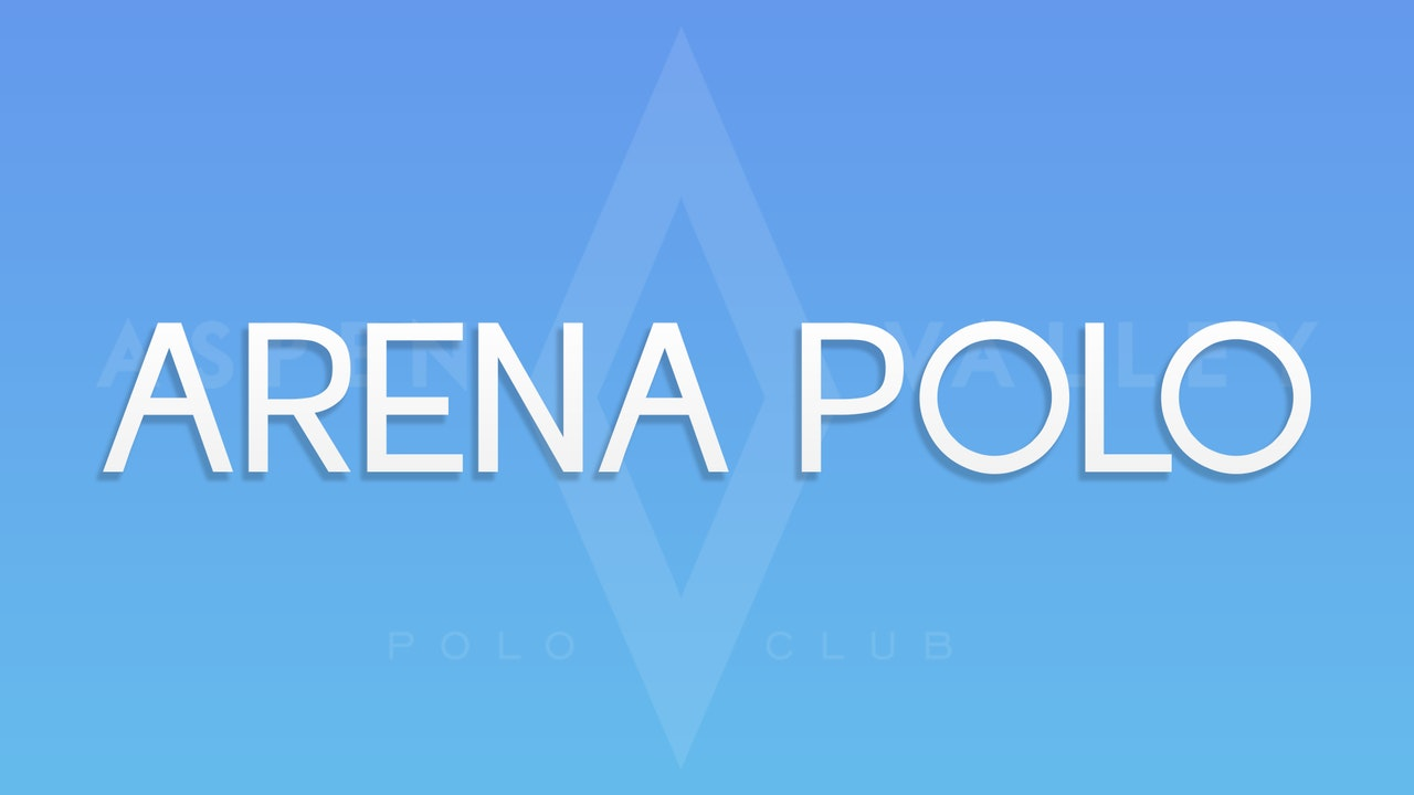 Arena Polo Series