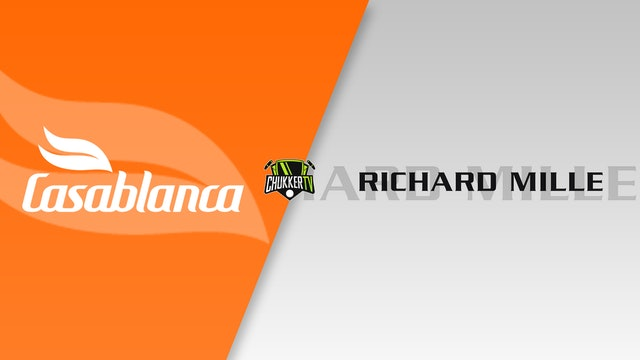 WPL Palm Beach Open Final - Casablanca vs Richard Mille