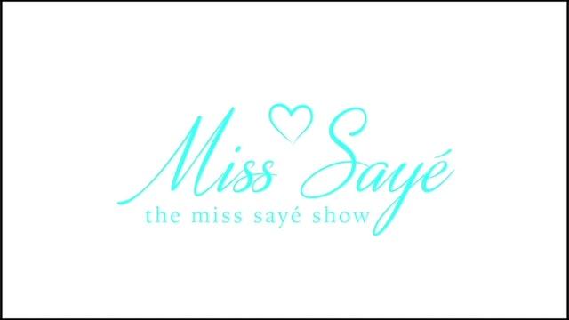The Miss Sayé Show Episode 16: Keaton Simons
