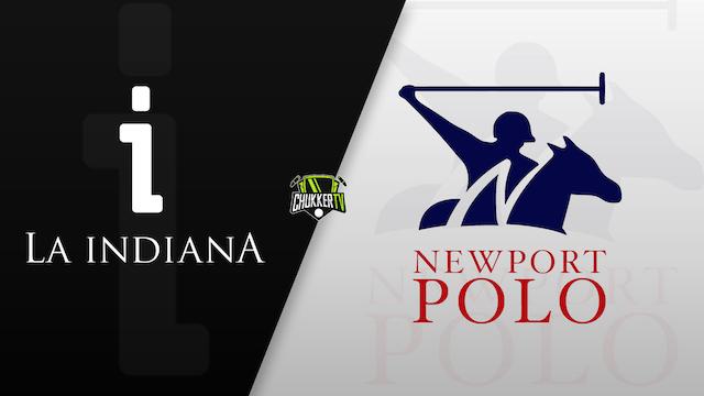 Tackeria Invitational  - La Indiana vs Newport