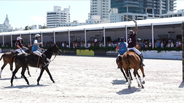 Flexjet vs US Polo Assn - Game 13 - Beach Polo - 2019