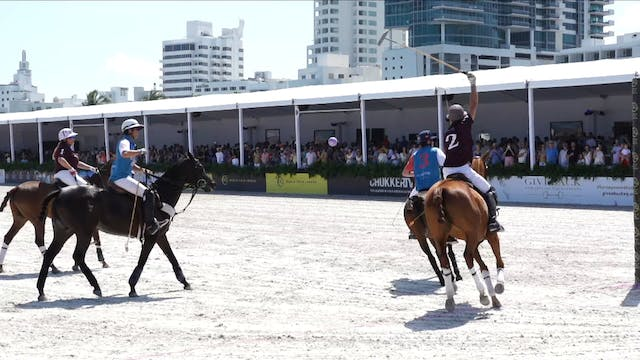Flexjet vs US Polo Assn - Game 13 - B...