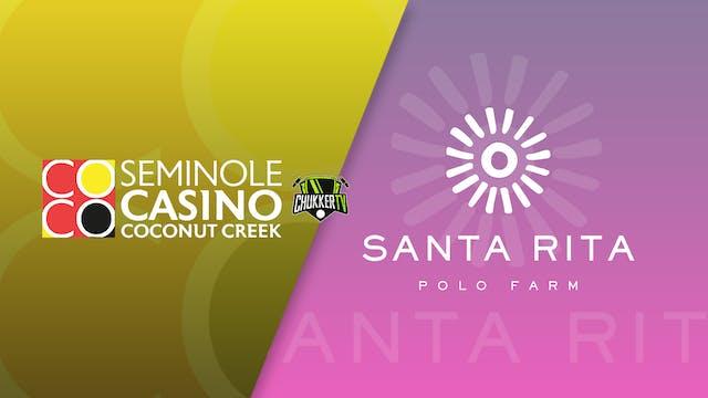 Seminole Casino Coconut Creek Vs Sant...