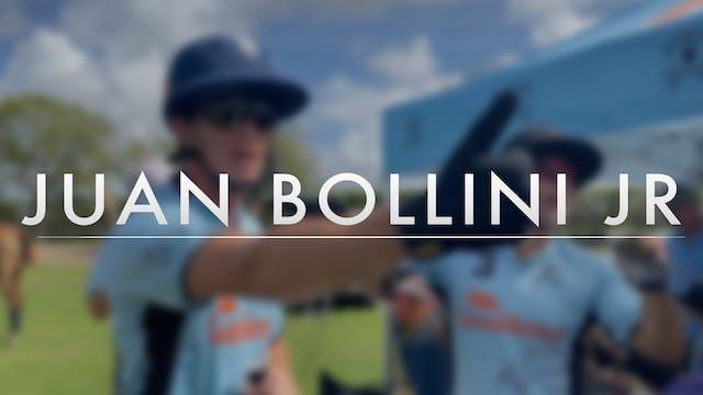 Juan Bollini Jr @ Home
