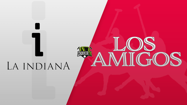 Los Amigo vs La Indiana - Part 2