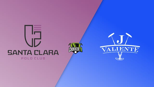 Valiente Vs. Santa Clara - Game 7 - S...
