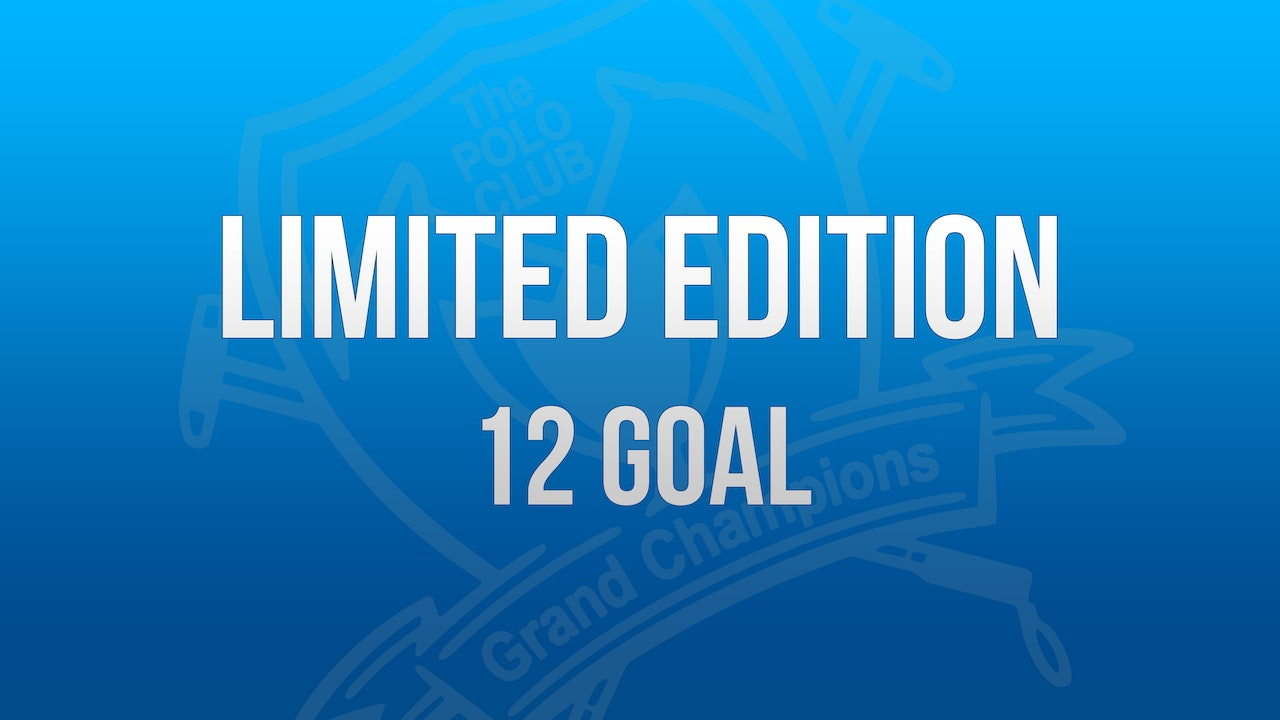 Limited Edition 12 Goal