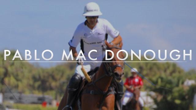 Pablo Mac Donough @ Home