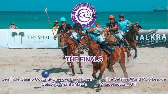 WPL Miami Beach Polo - Final