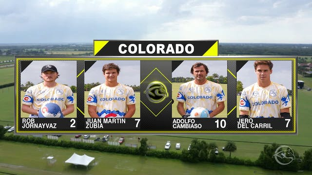 Audi vs Colorado - Game 20 Final - Tr...