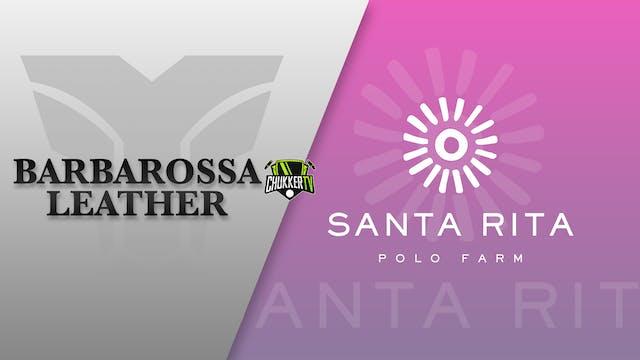 Barbarossa Leather VS Santa Rita
