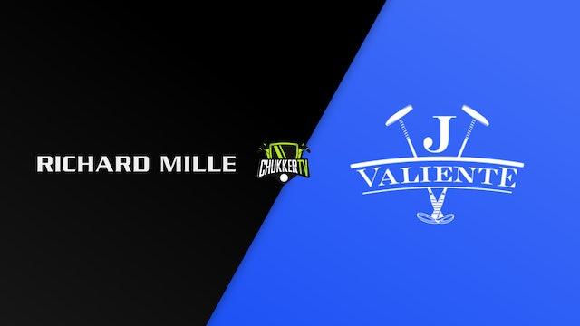 Richard Millie vs Valiente