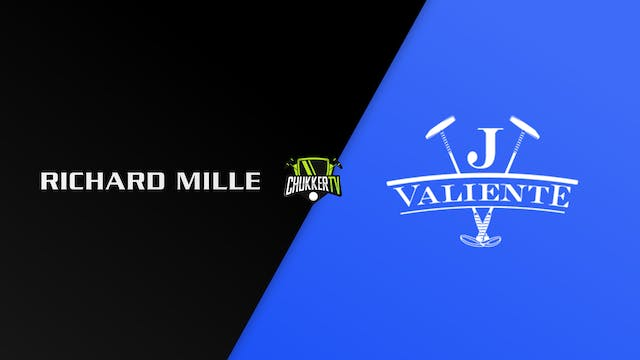 Richard Millie vs Valiente