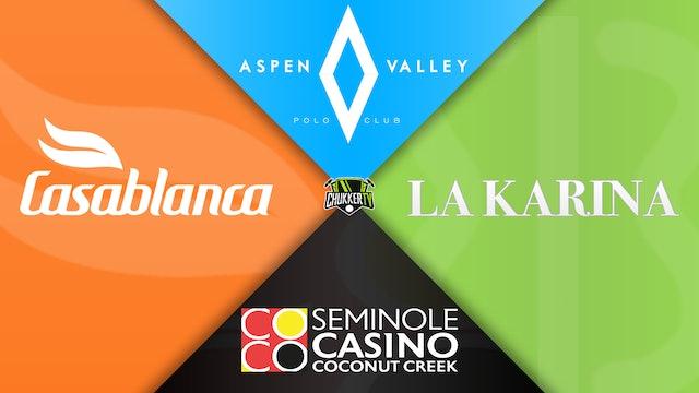 Casablanca vs La Karina vs Seminole Casino