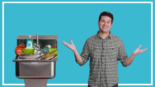 How to Wash a Goddamn Dish