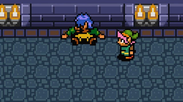 Link's Fun Uncle Dies
