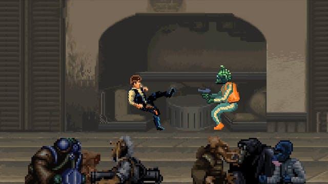 Han Always Shoots First