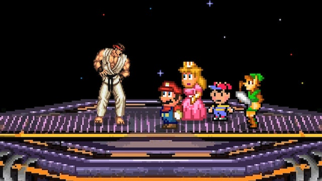Why a Smash Bros./Street Fighter Crossover Would Never Work
