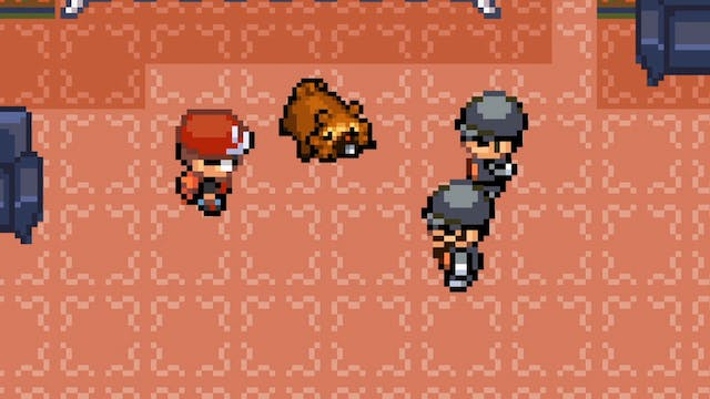 The Newest Member of Team Rocket