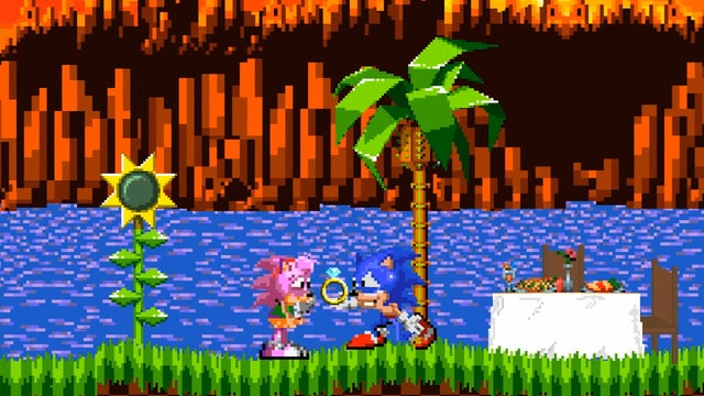 Sonic Gets Engaged