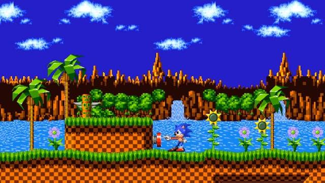 Realistic Sonic the Hedgehog