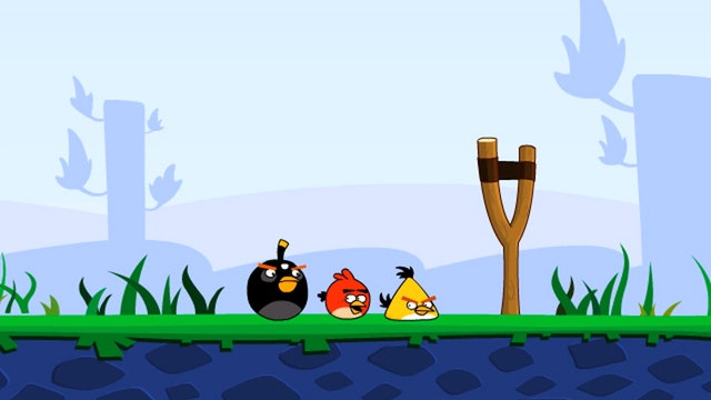 Angry Birds Strategy