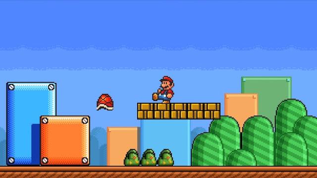 If Mario Games Had Nature Documentaries