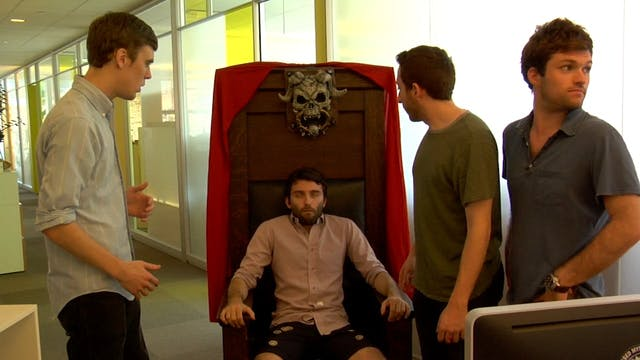 Evil Chair