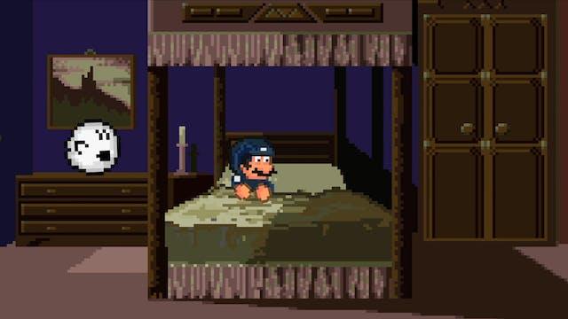 If A Christmas Carol Starred Mario an...