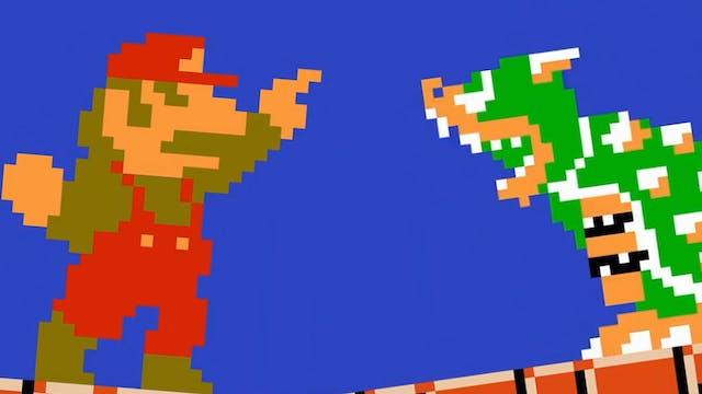 Mario & Bowser's Final Showdown