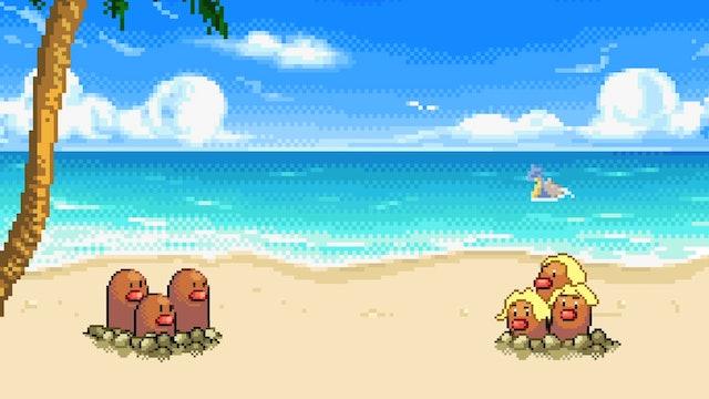 If Pokemon Met Their Alola Forms Pt. 1