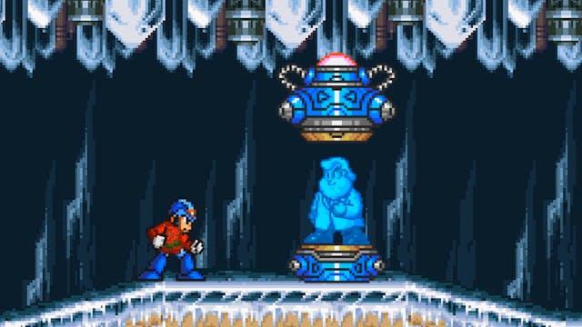 Dr. Light's Gift to Mega Man X