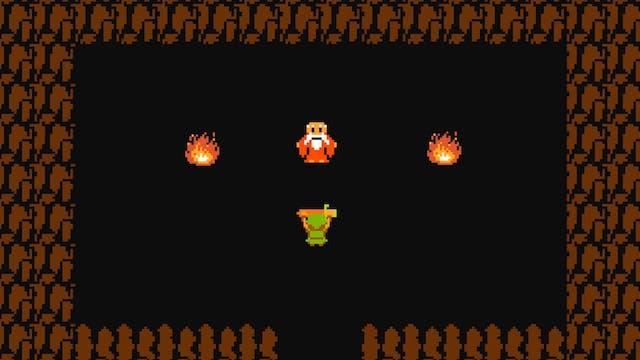 Legend of Zelda Hermit Wants to Haggle