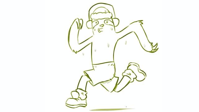 Morning Drawfee - Athletic Sloths