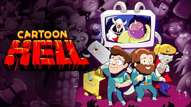 Cartoon Hell