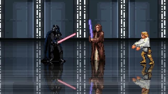 Obi-Wan vs. Darth Vader Is the Lamest Fight Ever