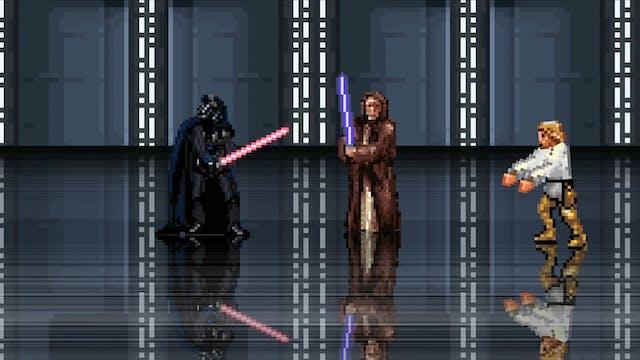 Obi-Wan vs. Darth Vader Is the Lamest...