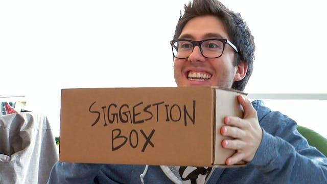 Suggestion Box Pt. 1