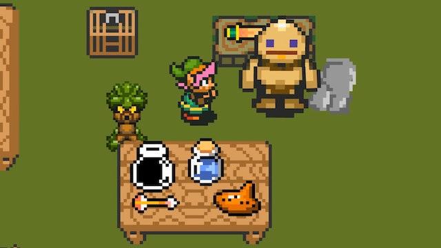 Link's Yardsale